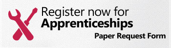 Apprenticeship Registration - Paper Request Form
