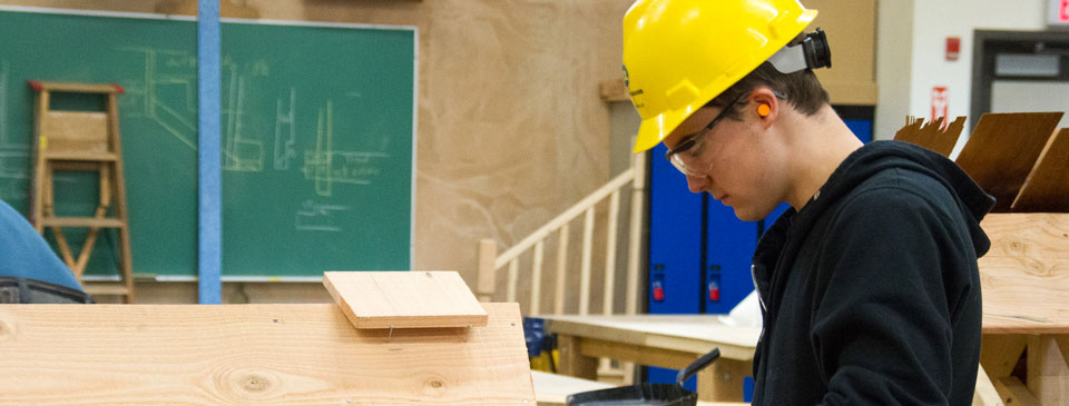 construction student