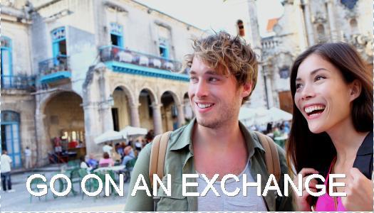 Go on an Exchange KPU