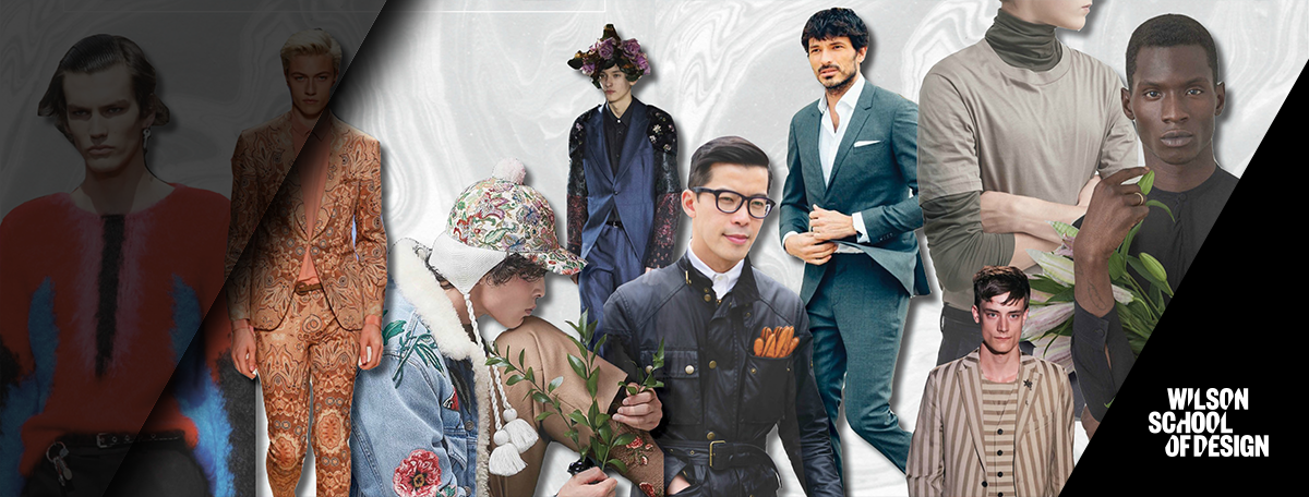 Examples of fashion in the industry.