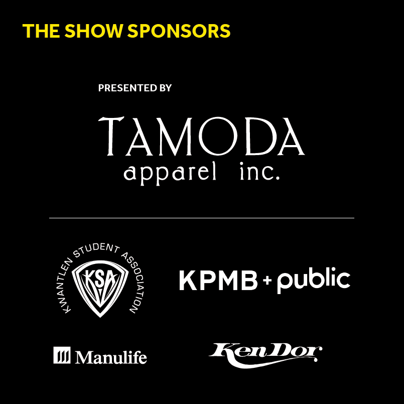 2018 The Show Sponsors