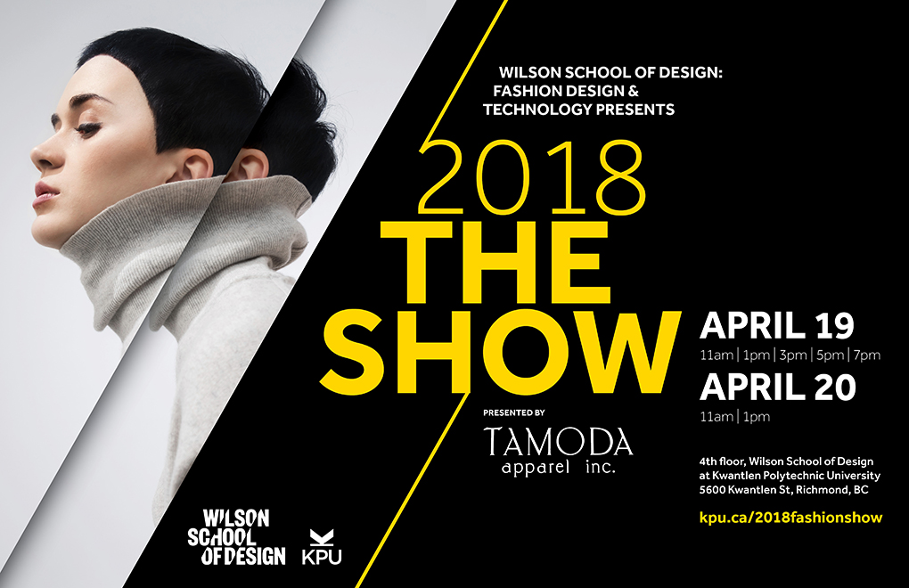 2018 The Show Poster