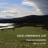 CACSL Conference, May 2016