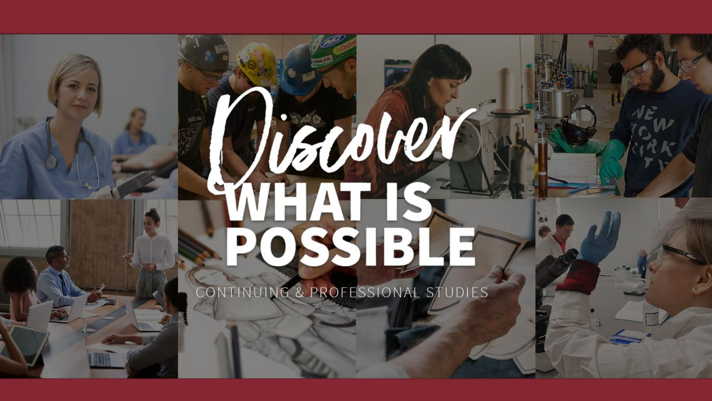 KPU Continuing and Professional Studies, CPS, KPU, continuing education, professional studies, CE