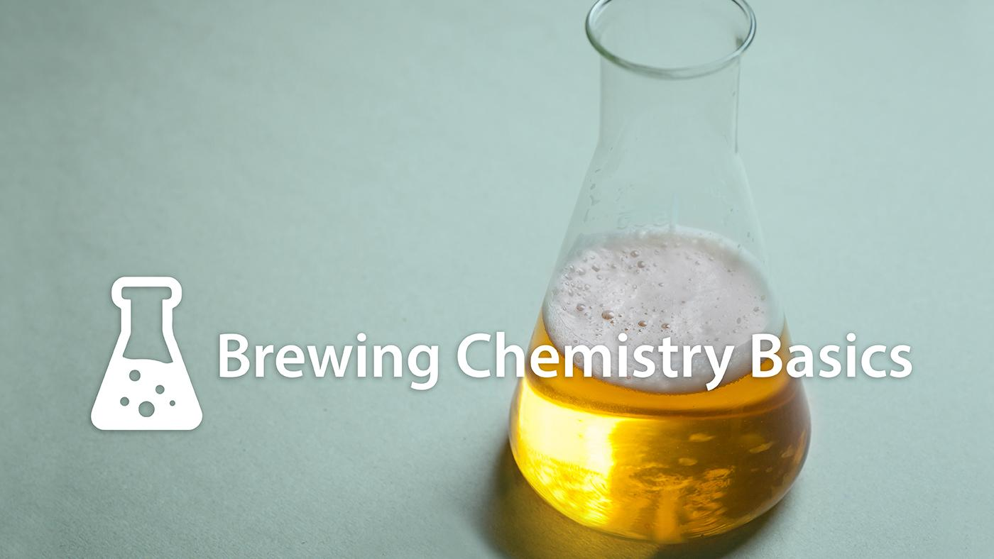 KPU Brewing Chemistry Basics course