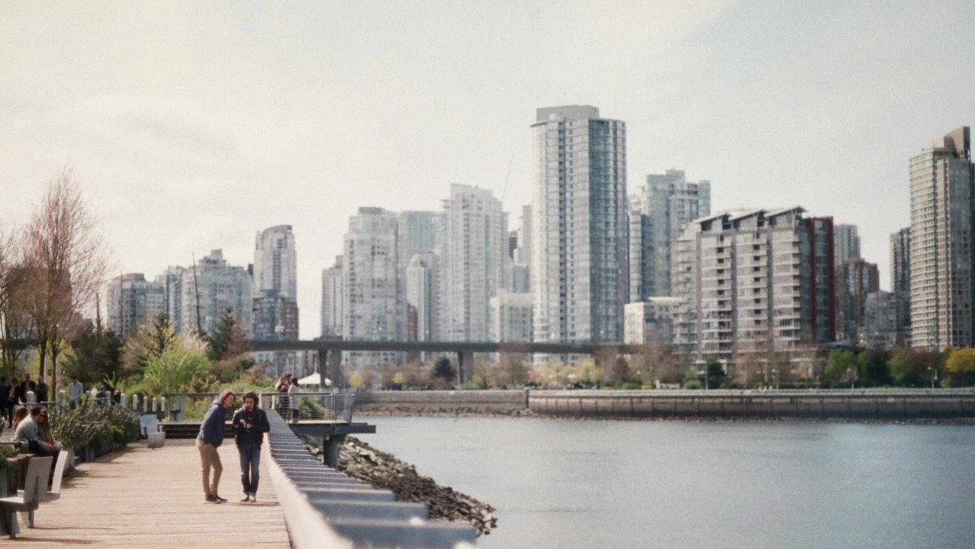 Boardwalk in Vancouver