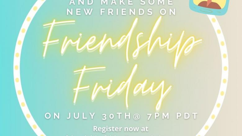 Friendship Friday 2