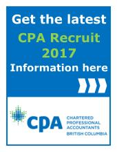 accounting, CPA recruit