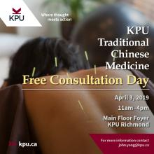 tcm free consultation day