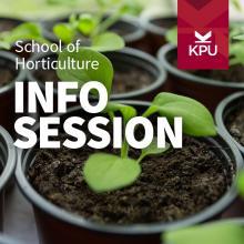 Hort info session
