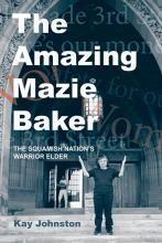 Mazie Baker Book cover