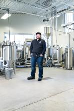 a new scholarship award for Kwantlen Polytechnic University brewing students.