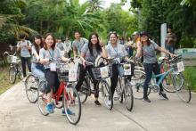 Kwantlen Polytechnic University is expanding international study opportunities for students by joining the University Mobility in Asia and the Pacific Consortium (UMAP).