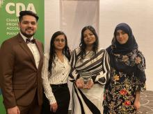 KPU accounting students excel at competition