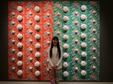 KPU fine arts instructor Ying-Yueh Chuang is featured at the MOA.