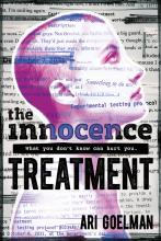 The Innocence Treatment by Dr. Ari Goelman, KPU criminology and business instructor