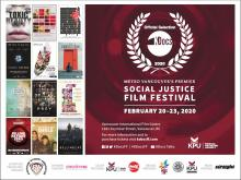The Kwantlen Polytechnic University-organized festival will screen 13 films, including eight Canadian features and a Canadian short, over four days in February. This year the theme is Truth in a Post-truth World.