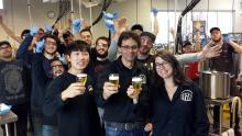 KPU wins bronze at BC Beer Awards