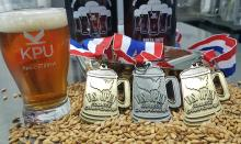 Kwantlen Polytechnic University (KPU) has been awarded the title of Grand National Championship as the school that brews the best beers in North America.