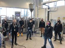 Female brewers at Kwantlen Polytechnic University (KPU) are joining colleagues across the industry to celebrate the 2021 Pink Boots Brew Day by releasing a collaborative beer.