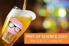Kwantlen Polytechnic University's (KPU) Faculty of Science and Horticulture will be hosting two Pint of Science events in Langley, B.C.