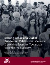 To help combat the relationship violence pandemic, especially during the COVID -19 pandemic, Kwantlen Polytechnic University instructor Dr. Balbir Gurm and her team have launched an e-book.