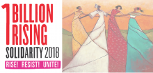 KPU's NEVR hosts One Billion Rising Feb. 21, 2018 at KPU Surrey