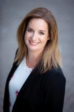 Kwantlen Polytechnic University's Vice President of Finance Tara Clowes has been elected for the distinction of Fellow of Chartered Professional Accountants