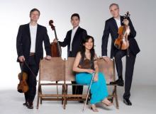 KPU String Quartet-in-Residence strikes emotional chord with