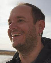 Geographer, Dr. Johannes Koch