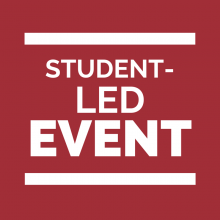 Student-led Event Icon