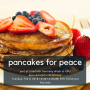 Pancakes for Peace
