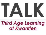 Third Age Learning at Kwantlen