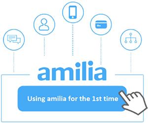 Using Amilia