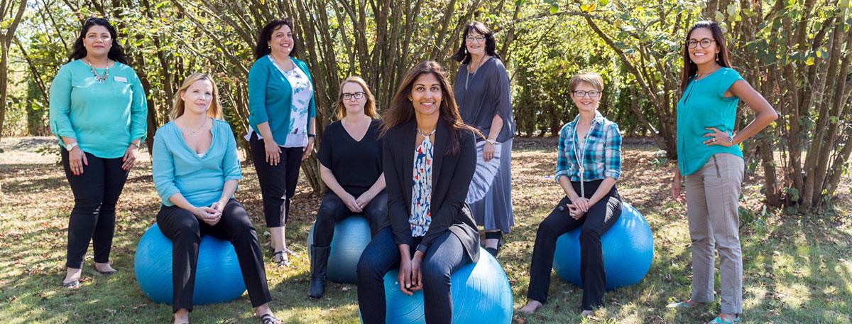 Healthy University Initiative Champions